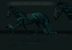 Isonoe: The Keeper by BlueHorseStudios