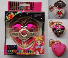 Cosmic Heart Compact by SakkysSailormoonToys