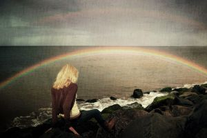 And almost get the rainbow by efrengonza