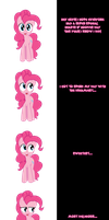 Pinkie is out of ideas! by Undead-Niklos