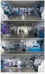 Exhibition BENEATH by The-Kiwie