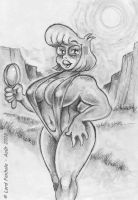 Velma new suit. by Lord-Foxhole