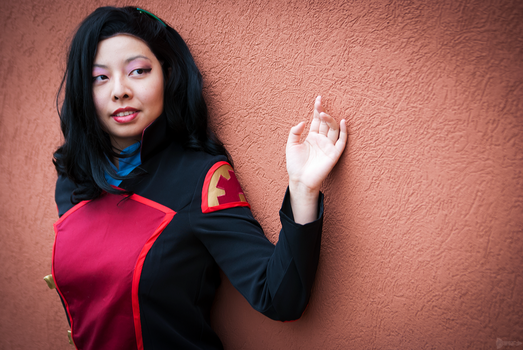 Asami Cosplay by Swoz