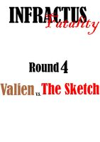 IF2: Round 4: Cover by TheSketcherKid