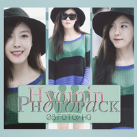 Photopack Hyomin - T-ara 009 by DiamondPhotopacks