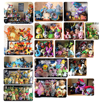 Pokemon Collection Update 2016 by Neoncito