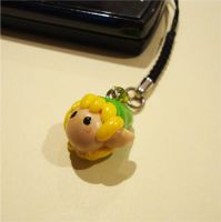 Legend of Zelda - Link Charm by LittleCharms