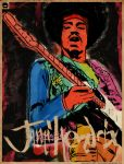 Jimi Hendrix by LucasSandes
