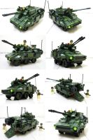 Light Weight Armour Vehicle 1 by SOS101