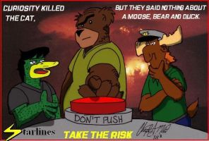 Take The Risk by Tabaxion