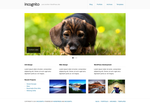 Incognito WordPress Theme by itsmattadams