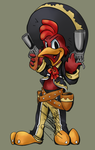 KH Panchito by Michin-kun
