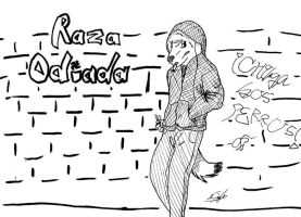 raza odiada - the hated race by verix