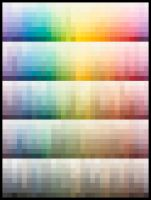 Color Chart by krissybdesigns