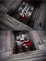 Leap of Faith - Ezio Auditore by Laurentea