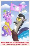 Discord's Chaos Brightens The Future by kefkafloyd