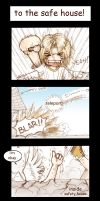 MUGEN: To the Safe House_comic by CatSummoner