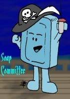 Caricature: Soap Committee by Luprand