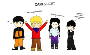 Dark and Light Switching Places by Nathalie-chan
