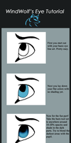 Eye Tutorial (OLD) by WindWo1f