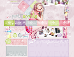 Order Layout ft. Candice Accola #42 by BebLikeADirectioner