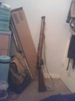 Short Magazine Lee-Enfield by extondude