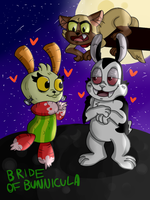 Bride Of Bunnicula by The-Invader-Trixie
