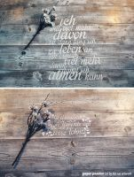 paper passion songtext cuts by KiaSuee