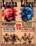 Lucha Libre Poster by Big-Mex