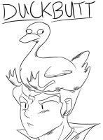 Bolin's DuckButt Hairdo by Faustisse