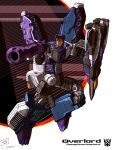 Energon Overlord by dcjosh