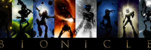 The Legend of the Bionicle by Llortor