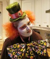 Mad Hatter Halloween Custume by ConkerTSquirrel