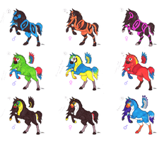 Dragonheart Adoptables: 2 by Dragonheart-Stables