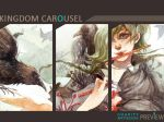 Kingdom Carousel Art Book Preview by depinz