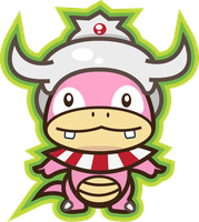 Slowking by PiNkOpHiLiC