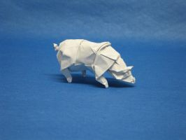 pigpigpig by Blue-Paper