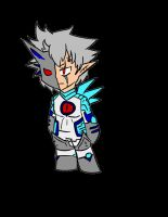 Animated Cyborg Adopt - Name your Price - CLOSED by Time-Adoptables