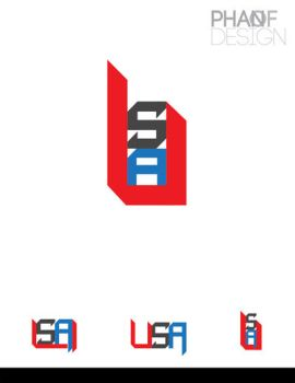 Usa Logo 2 by IamMrTrong
