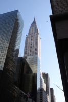 Chrysler Building by WeaselTea