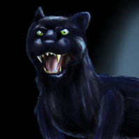 Pantherderp by AminoNoodle