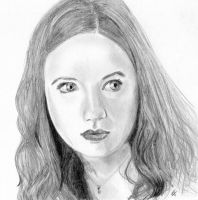 Amy Pond by 1renown