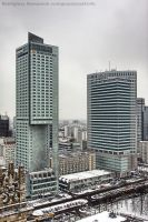 Warsaw 150 City Center by remigiuszScout