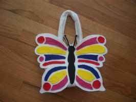 Butterfly Bag by estranged-illusions