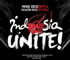 INDONESIA UNITE by ayom52