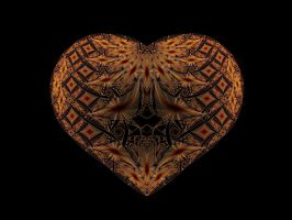 Patchwork Heart by terrye634
