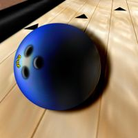 Bowling Ball Revisited Again by LarryDNJR