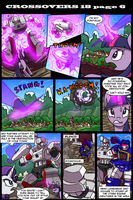 Transformers vs My Little Pony page 6 by kitfox-crimson