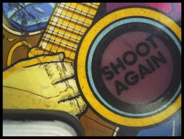 Pinball - Shoot Again by michelv