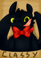 .HTTYD: Bowties. by Kikuri-Tan
